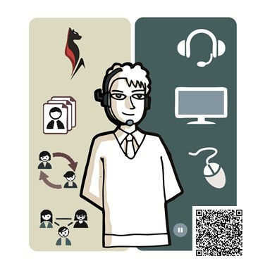 Módulo Agente de Luxor Contact Suite