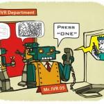 Mejorando la  experiencia del cliente a través de un sistema IVR