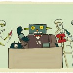 IVR y aplicaciones móviles