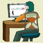 Reducción de tiempos de espera en centros de contacto
