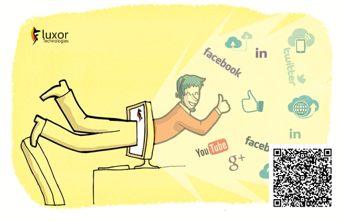 Integrating Social Media in the Contact Center