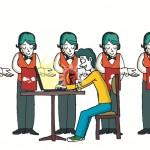 5 claves para centrarse en el cliente