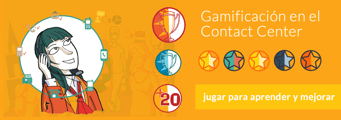 Luxor Call Games - Gamificación en el Contact Center
